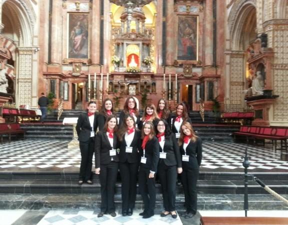 Zalima Aniversario Catedral Cordoba