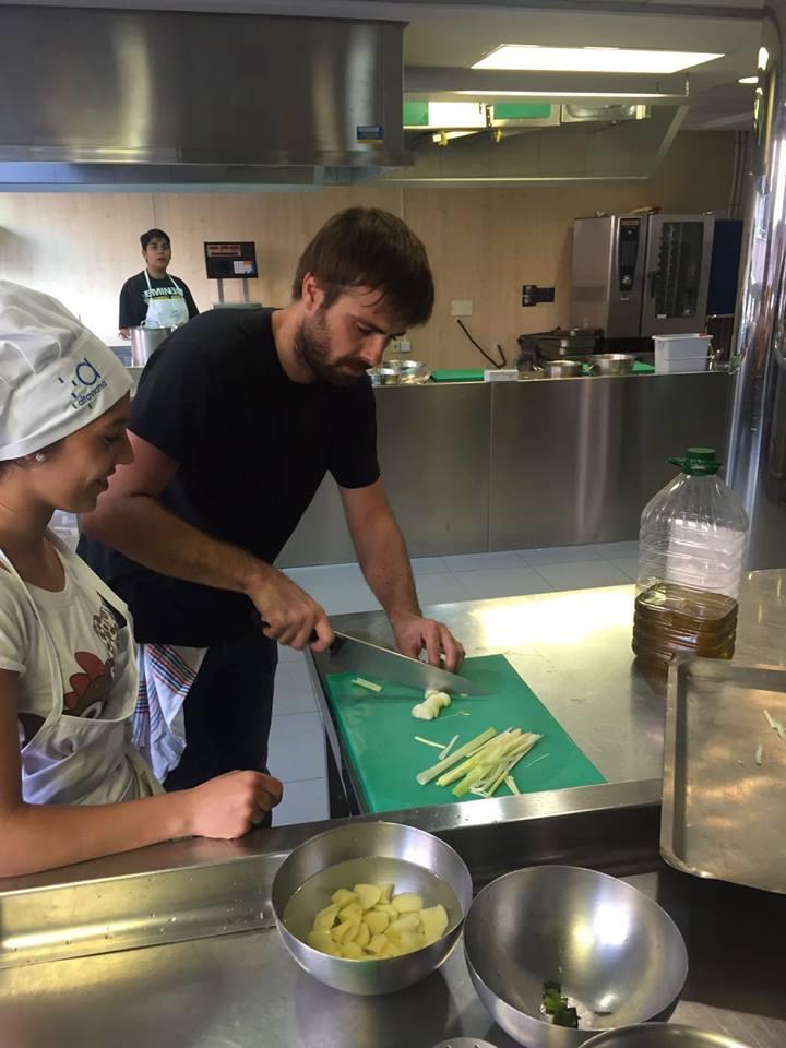 Empieza el curso de operaciones b sicas de cocina en for Manual operaciones basicas de cocina
